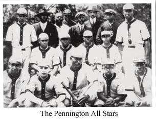 The Pennington All Stars